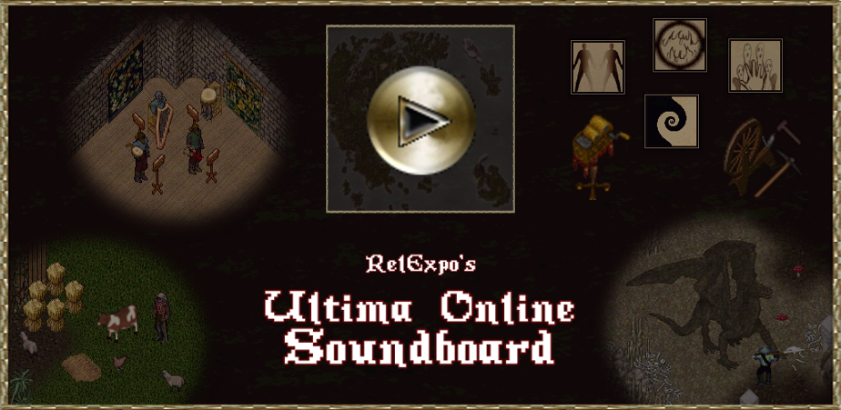 RelExpo's Ultima Online Soundboard for Android